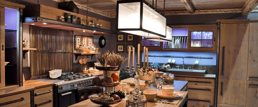 industrijska kuhinja industrial kitchen industrie küche