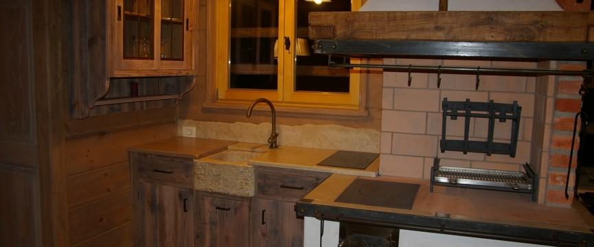 vintage kuhinja vintage style kitchen