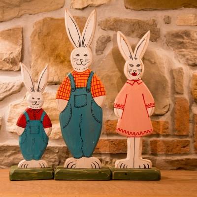 Namizni velikonočni zajci