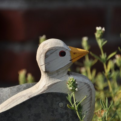 ptica-vrtna-dekoracija